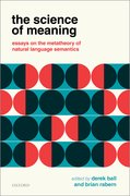 Cover for The Science of Meaning