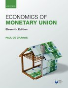 Cover for Economics of Monetary Union