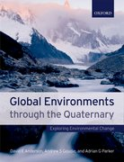 Anderson, Goudie & Parker: Global Environments through the Quaternary