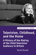 Cover for Television, Childhood, and the Home