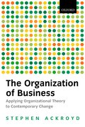 Cover for The Organization of Business