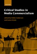 Cover for Critical Studies in Media Commercialism