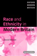 Cover for Race and Ethnicity in Modern Britain