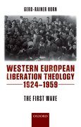 Cover for Western European Liberation Theology