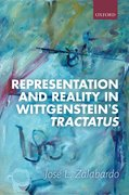 Cover for Representation and Reality in Wittgenstein