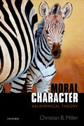 Cover for Moral Character