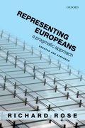 Cover for Representing Europeans