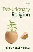 Cover for Evolutionary Religion
