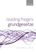 Cover for Reading Frege