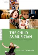Cover for The Child as Musician