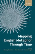 Cover for Mapping English Metaphor Through Time