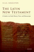 Cover for The Latin New Testament