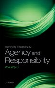 Cover for Oxford Studies in Agency and Responsibility