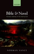 Cover for Bible and Novel
