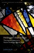 Cover for Heidegger
