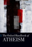 Cover for The Oxford Handbook of Atheism