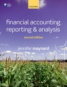 Cover for Financial Accounting, Reporting, and Analysis