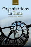 Cover for Organizations in Time