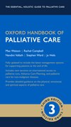Cover for Oxford Handbook of Palliative Care
