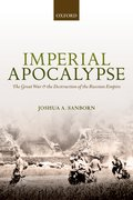 Cover for Imperial Apocalypse