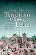 Cover for Terrorism Before the Letter