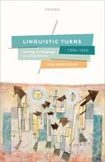 Cover for Linguistic Turns, 1890-1950