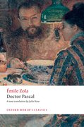 Cover for Doctor Pascal - 9780198746164