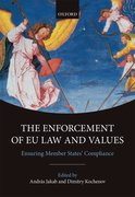 Cover for The Enforcement of EU Law and Values