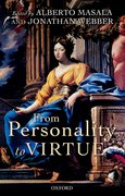 Cover for From Personality to Virtue