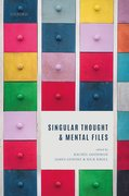 Cover for Singular Thought and Mental Files