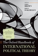 Cover for The Oxford Handbook of International Political Theory