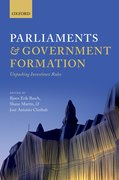 Cover for Parliaments and Government Formation