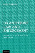 Cover for US Antitrust Law and Enforcement
