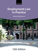 Cover for Employment Law in Practice