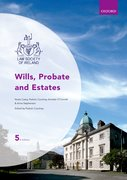 Cover for Wills, Probate and Estates