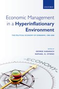 Cover for Economic Management in a Hyperinflationary Environment