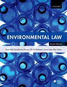 Cover for Environmental Law