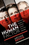 Cover for The Human Factor - 9780198748700