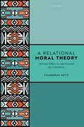 Cover for A Relational Moral Theory