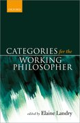 Cover for Categories for the Working Philosopher