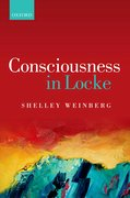 Cover for Consciousness in Locke