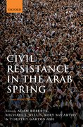 Cover for Civil Resistance in the Arab Spring