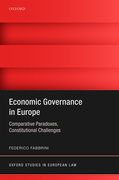 Cover for Economic Governance in Europe