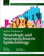 Cover for Oxford Textbook of Neurologic and Neuropsychiatric Epidemiology