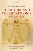 Cover for Structure and the Metaphysics of Mind