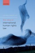 Cover for The Idea of International Human Rights Law