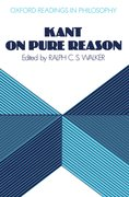Cover for Kant on Pure Reason