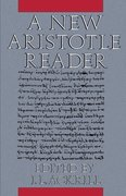 Cover for A New Aristotle Reader
