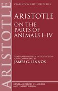 Cover for Aristotle: On the Parts of Animals I-IV