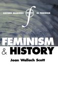 Cover for Feminism and History